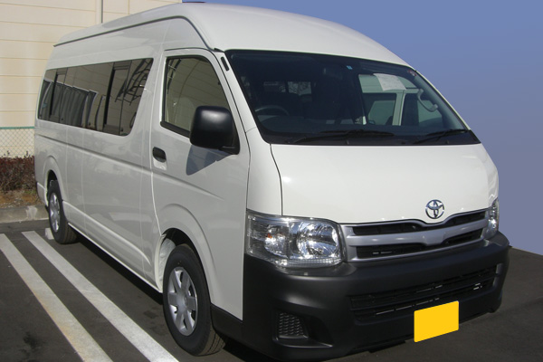 Asian Travel Trade Toyota Commuter On Rent In Delhi